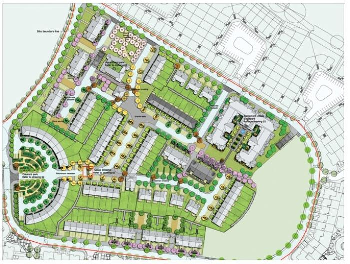Greenpark Development | MosArt